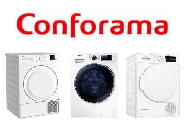 Las mejores secadoras de Conforama 2019