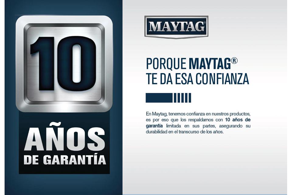 Maytag garantia