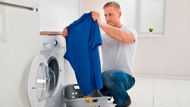 La secadora encoge la ropa: ¿Cierto o Falso?
