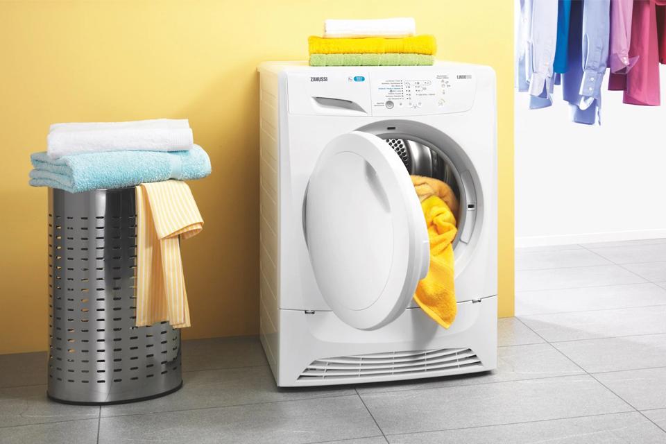 Zanussi secadoras