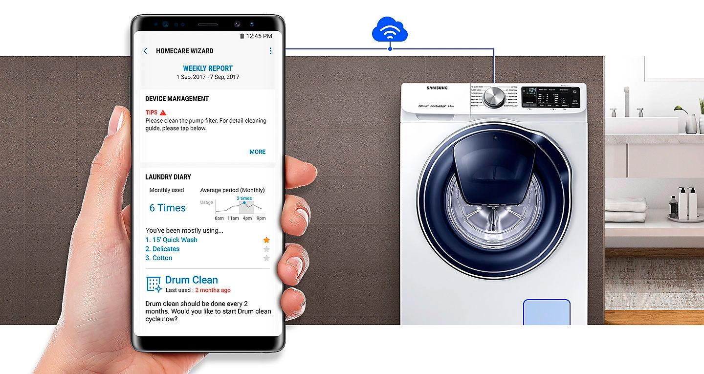 Las mejores ofertas en lavadoras secadoras Samsung