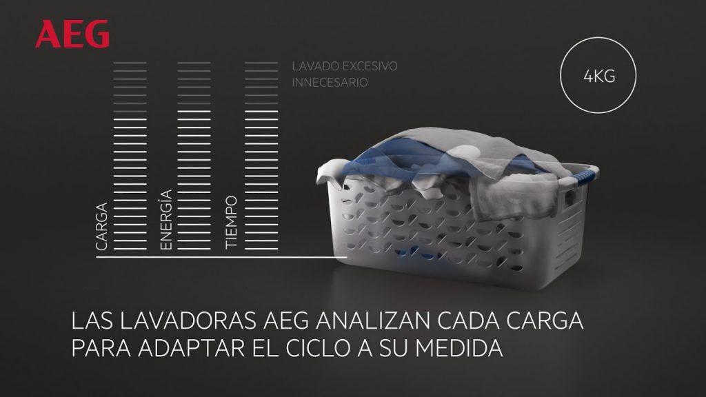Lavasecadoras AEG con tecnología ProSense