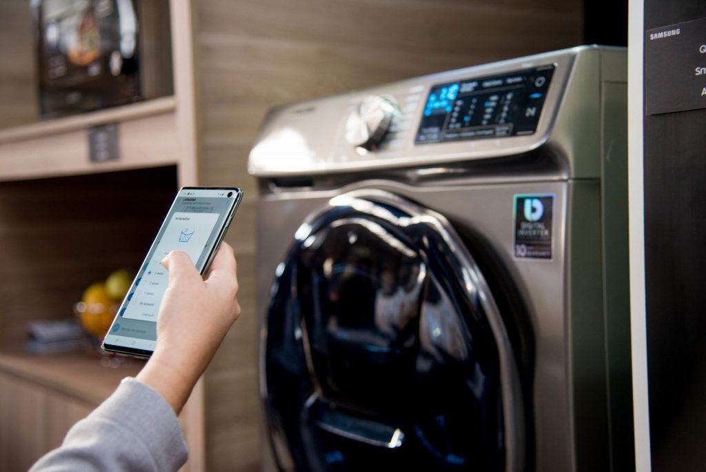 secadora inteligente samsung