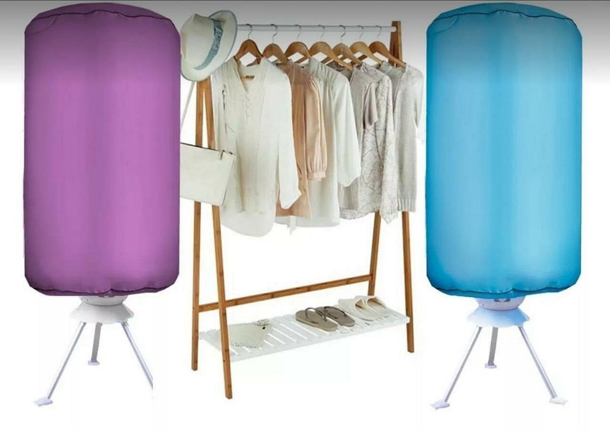 secadora morada portatil